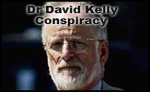 Dr David Kelly Conspiracy
