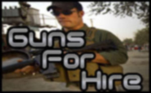 Guns For Hire Afghanistan