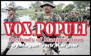 Vox Populi – Methods of Manipulation