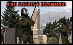 The Nation's Deathbed