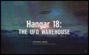 Hangar 18 – The UFO Warehouse