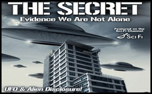 The Secret &#8211; Evidence We Are Not Alone