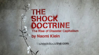 the shock doctrine documentary